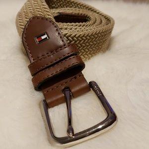 NWOT Tommy Hilfiger rope belt